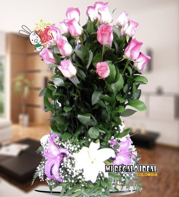 Arreglos florales y frutales para toda ocasión. Deja que te atendamos en nuestro deseo. Tel. 6599926 Bogotá. Domicilio sin costo a partir de $120.000. #miregaloideal.