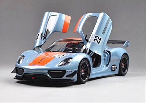 124 welly porsche 918 rsr diecast model car new in box die cast model cars diecast metal model cars pinterest models cars and diecast model cars
