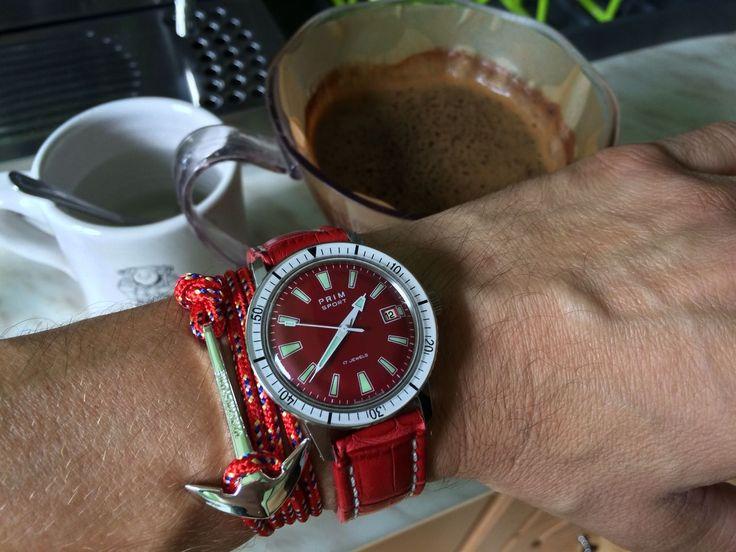 Čo máte dnes na ruke (hodinky)? - Page 653 - Všeobecná diskusia o hodinkách - HODINKOMANIA.SK