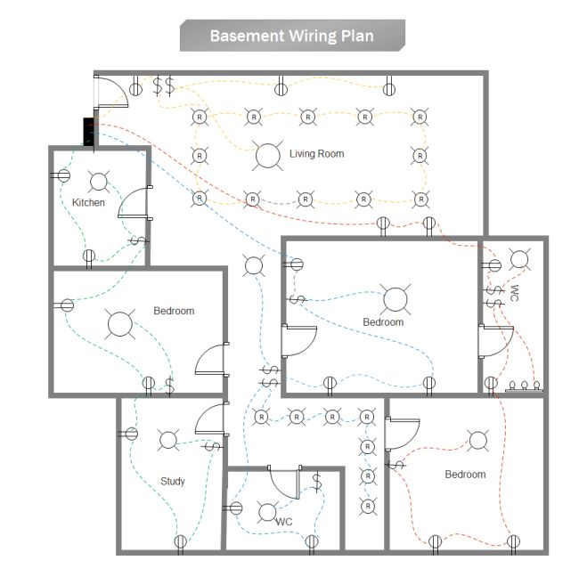 The 25+ best Electrical plan ideas on Pinterest