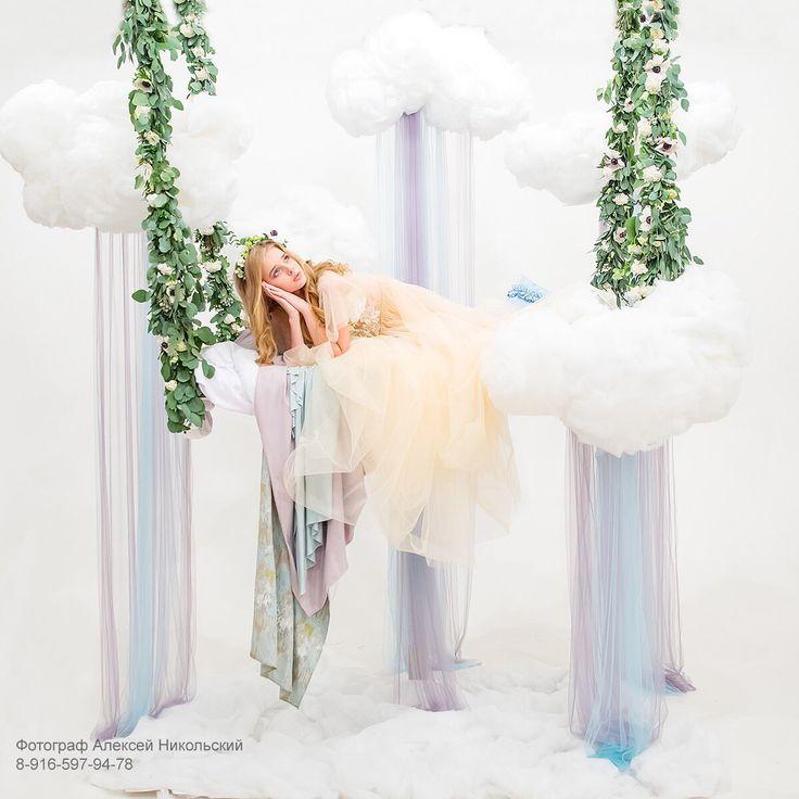 Фотозона для невесты