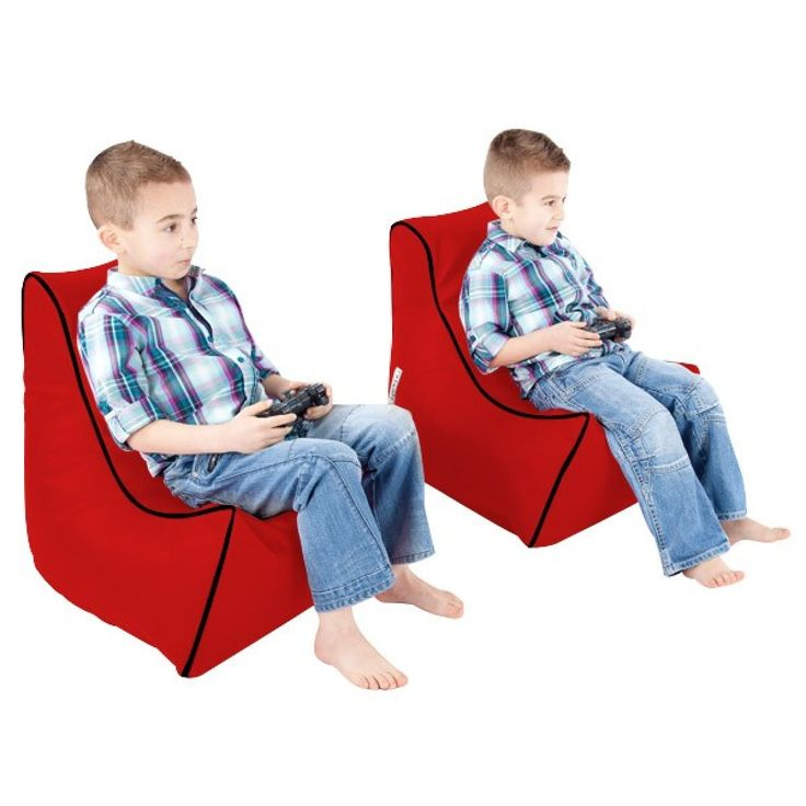 Kids Gaming Chair Childrens Bean BagsGaming