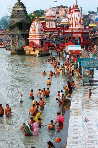 Haridwar Ganga Bath