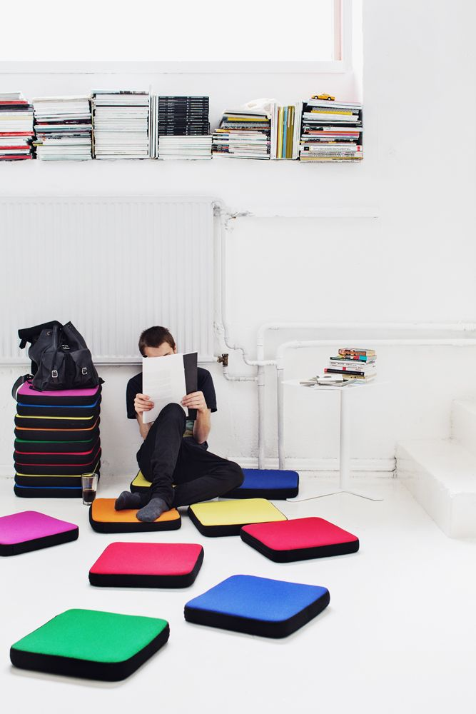 Puffet by Iiro Viljanen is perfect for story time at day-care centres and schools.