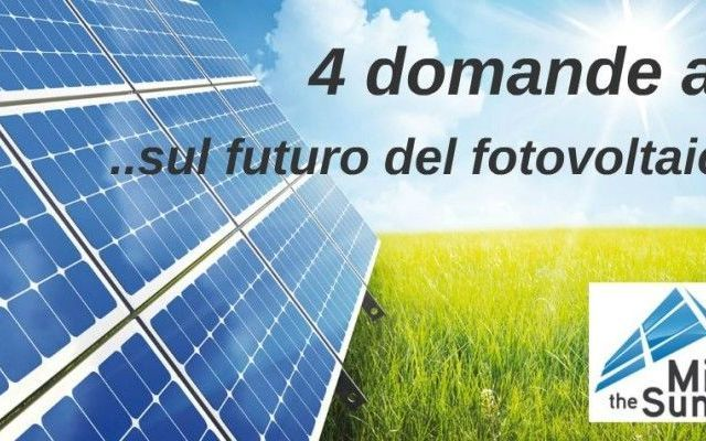 Avv. Morabito: In italia non c'è mai stata una filiera del fotovoltaico #fotovoltaico #filiera #futuro
