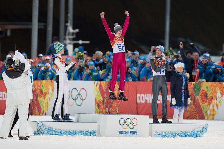 Ski Jumping HD Desktop Wallpaper  Baltana