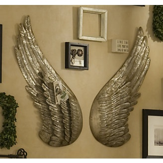 Angel wings for the angel lover.