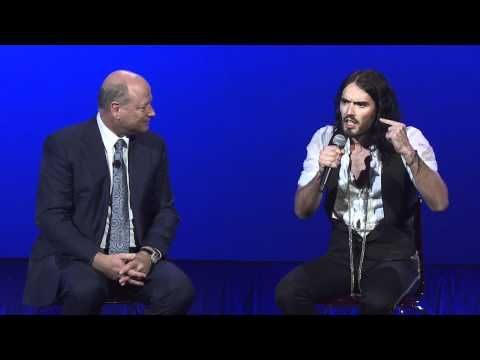 MUST WATCH. this is why I see science and spirituality as one.    Russell Brand Interviews Quantum Physicist Dr. John Hagelin (Part 13)