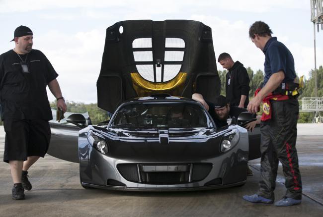 Sebenarnya Siapa Pemegang Mobil Tercepat Di Dunia? - Vivaoto.com - Majalah Otomotif Online