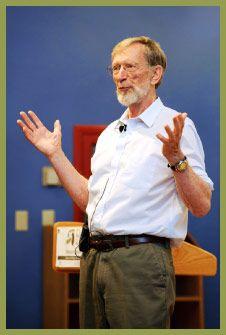"Alvin Plantinga - emeritus professor of Philosophy, University of Notre Dame. Author of ""Warranted Christian Belief"" & ""The nature of necessity""."
