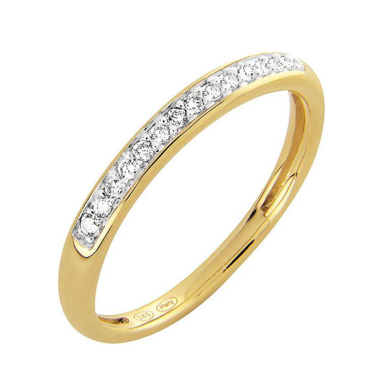 Paletti Jewelry - Amelie (timanttisormus, K100-402KK) NordicJewel.fi