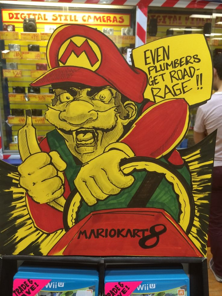 I know he's more Wario than Mario but I figured if Mario is this angry he must really be pissed! And that's way funnier. Follow me for future awesomeness!!