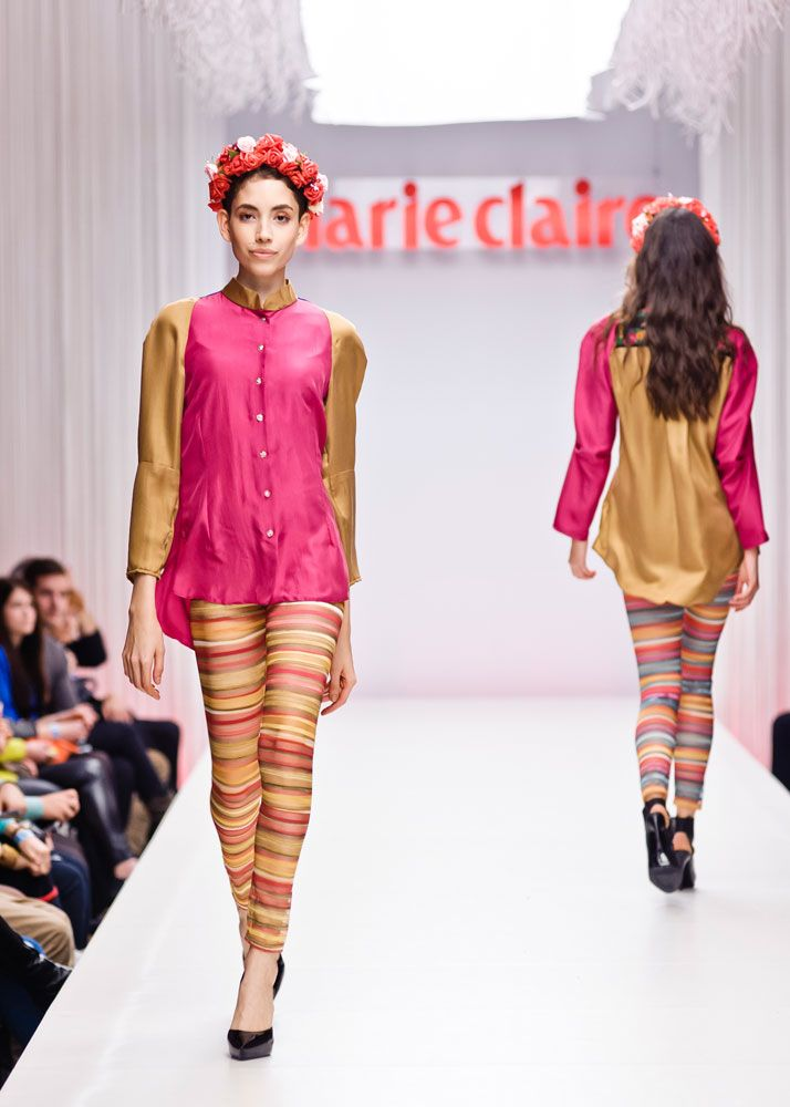 Marie Claire Fashion Days | Romani Design