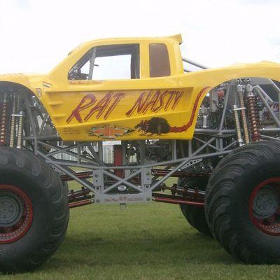 Rat Nasty Monster Truck for Sale                              …