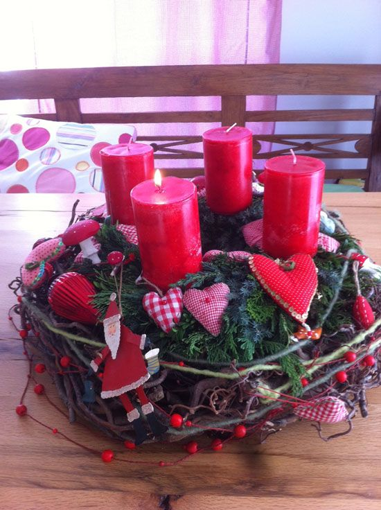 "Advent Day 14: Advent""wreath"", waiting for Christ #lutheranadvent"