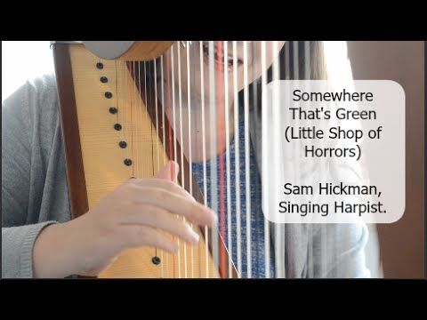 Somewhere That's Green (Little Shop Of Horrors) - Sam Hickman Singing Ha...