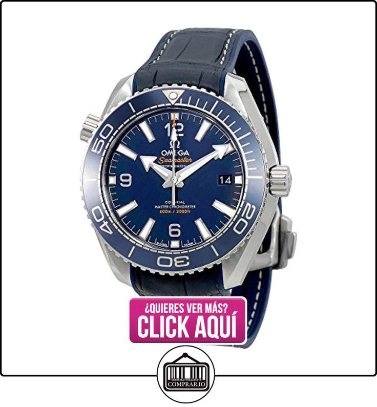 Omega seamster planeta océano automático reloj para hombre 215.33.40.20.03.001  ✿ Relojes para hombre - (Lujo) ✿ ▬► Ver oferta: https://comprar.io/goto/B01MA25DTX