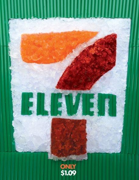 7 Eleven: Slurpee (Student Work - Miami Ad School - SanFran)