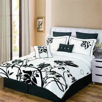 Luxury Home Chelsea 8-Piece Comforter Set