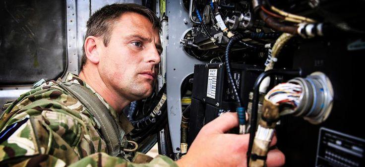 Royal Air Force - Regular & Reserve