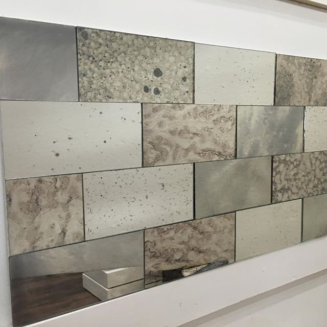 antique mirror subway tiles the glass shoppe a division - 640×640