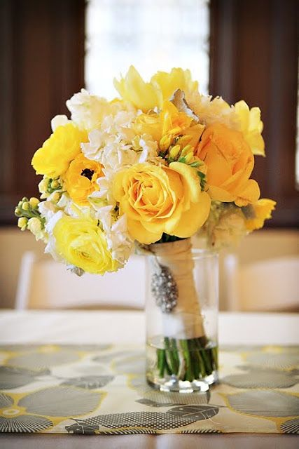 yellow and grey wedding | Yellow+and+Gray+Wedding1.jpg