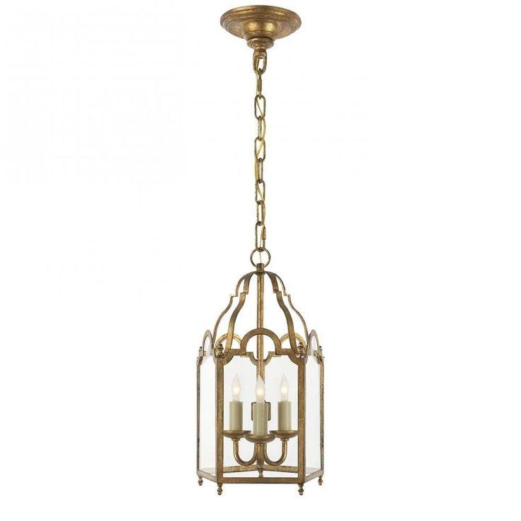 Cleveland Lighting   French Market - Three Light Small Lantern