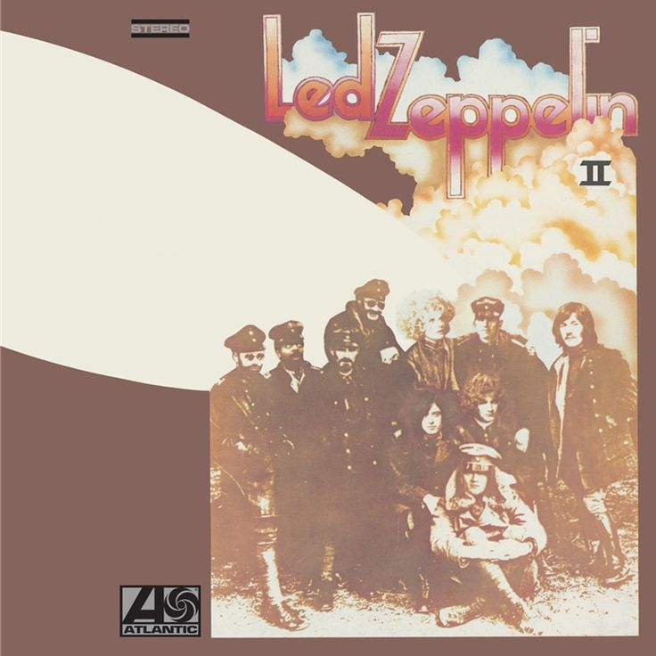Led Zeppelin - Led Zeppelin II 180g Vinyl LP