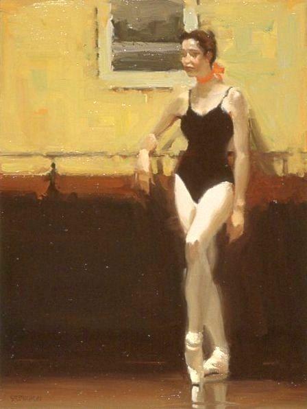 Dancer Observing