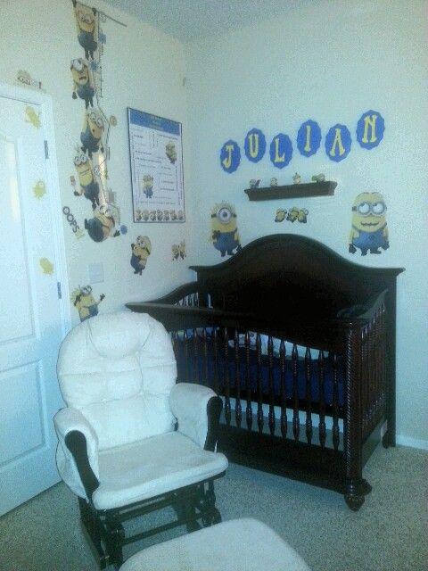Minions nursery