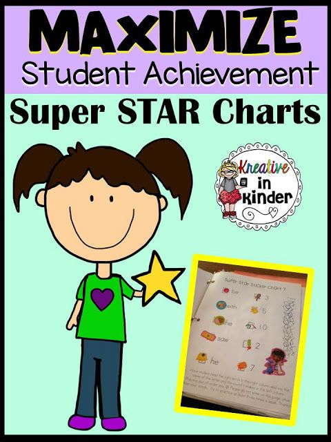 Use these student sticker charts to encourage students to learn letters, sounds, sight words, numbers, shapes, and so much more. This is the perfect way to maximize student achievement outside of the classroom!