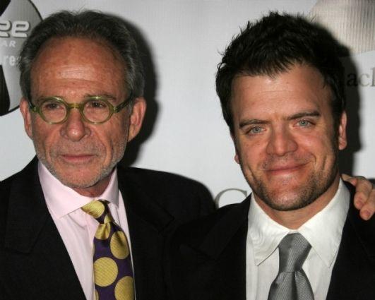 Ron Rifkin and Kevin Weisman ...(AKA Arvin Sloane & Marshall Flinkman)