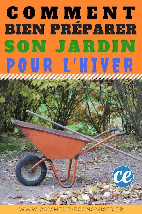 Remark Bien Préparer Son Jardin à Passer l'Hiver ? Le Information Facile Pour Jardiniers.
