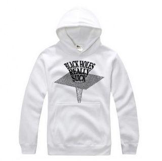 Pulloverhoodies for men The Big Bang Theory Black hole sweatshirts