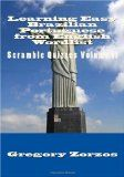 Learning Easy Brazilian Portuguese from English Wordlist: Scramble Quizzes Volume II