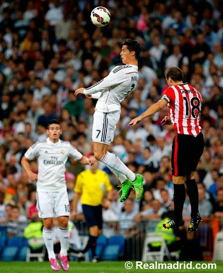 Real Madrid 5-0 Athletic Club