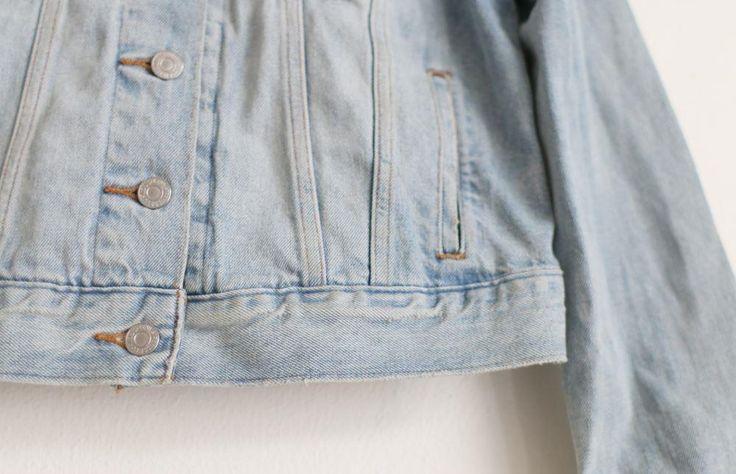 Jeansjacka från Levis på Tradera.com - Damjackor och ytterkläder, dam