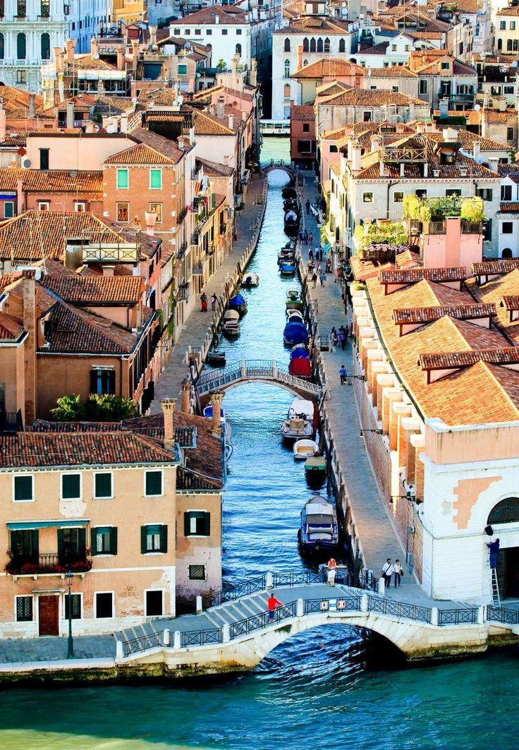 Bird's Eye View of Venice, Italy Website: http://patelcruises.com/ Email: patelcruises.com@gmail.com