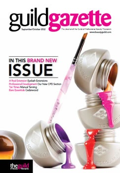 The September/October Guild Gazette  http://www.beautyguild.com/brochures/guildgazetteseptember2012/