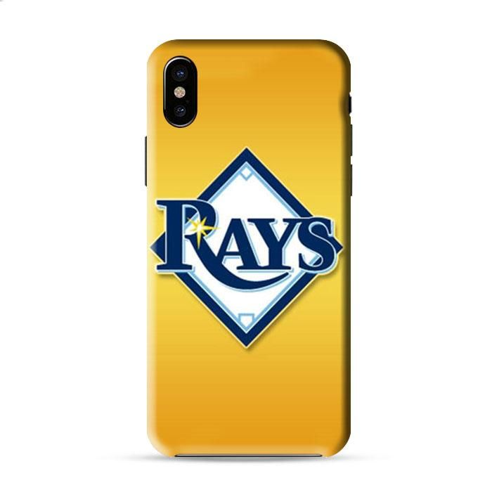 Tampa Bay Rays Logo Iphone X 3D Case Caseperson