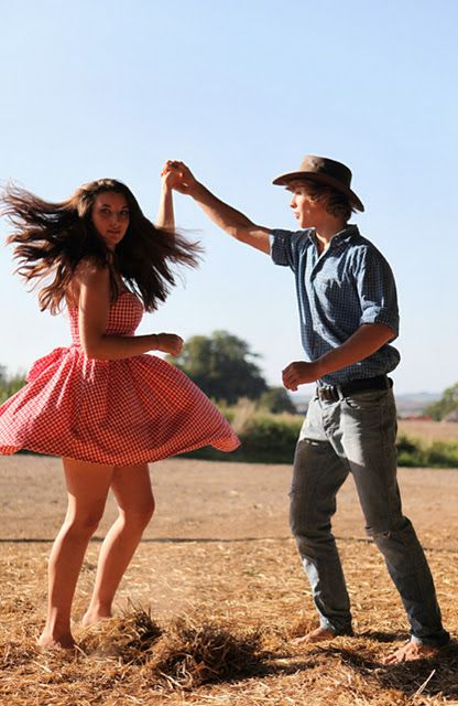 swing dancing - Country Style :)