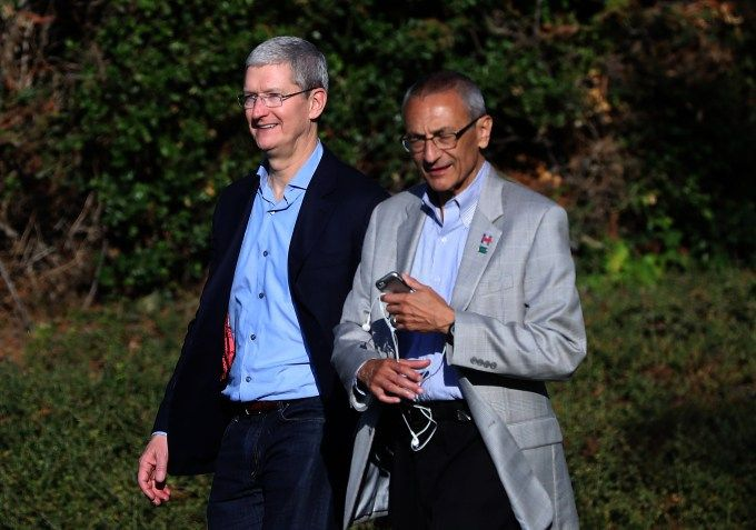 Tim Cook and Bill Gates were on the list of potential Hillary Clinton VP's - http://www.sogotechnews.com/2016/10/19/tim-cook-and-bill-gates-were-on-the-list-of-potential-hillary-clinton-vps/?utm_source=Pinterest&utm_medium=autoshare&utm_campaign=SOGO+Tech+News