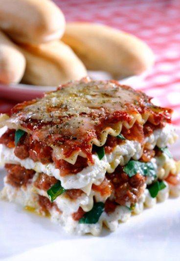 Recetas de Lasaña de Verduras - Recetas ligeras: 10 recetas clásicas en su versión light