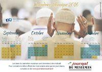 3 calendrier musulman