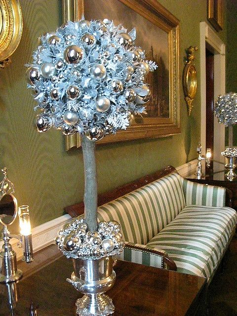 Idee toll - aber wenn schon dann in passender Farbgebung zum Interior  Gold-Grün