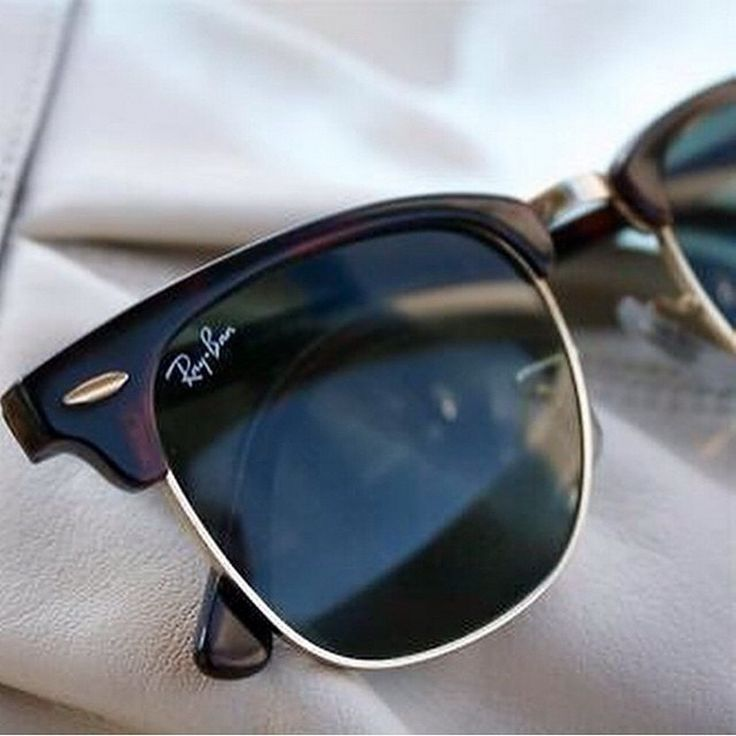 Wishlist. Ray ban Clubmaster Sunglasses!