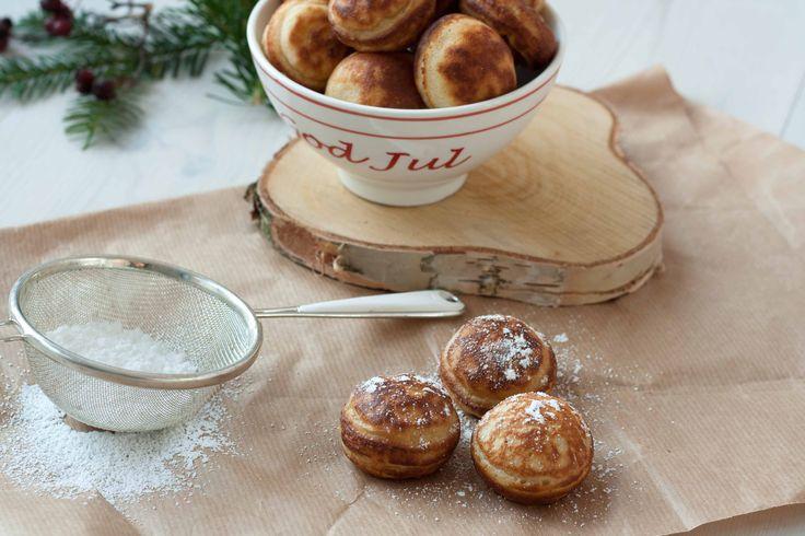 Recipe for homemade and original Danish Aebleskiver