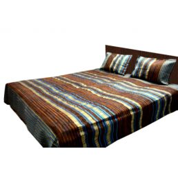 Buy Double bed covers from LOOMKART, an online bed cover store based in India. We have wide range of double bed quilt cover sets and pillow covers, buy at very affordable rates.