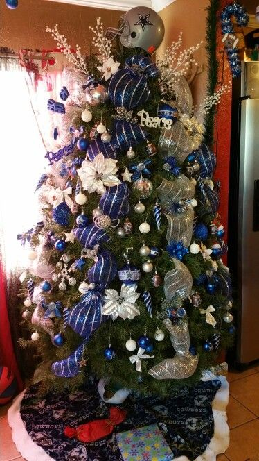 dallas cowboys christmas tree cowboys christmas pinterest cowboys cowboy christmas and dallas
