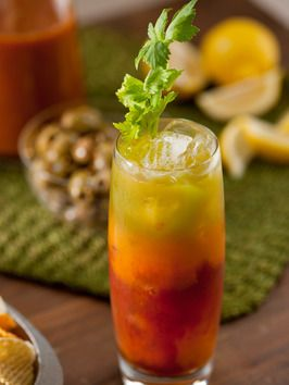 Virgin Garden Mary is Non Alcoholic Bloody Mary.  Going to try this sounds healthy.